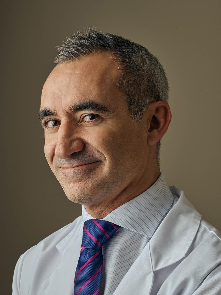 Dr. Joaquin de Haro