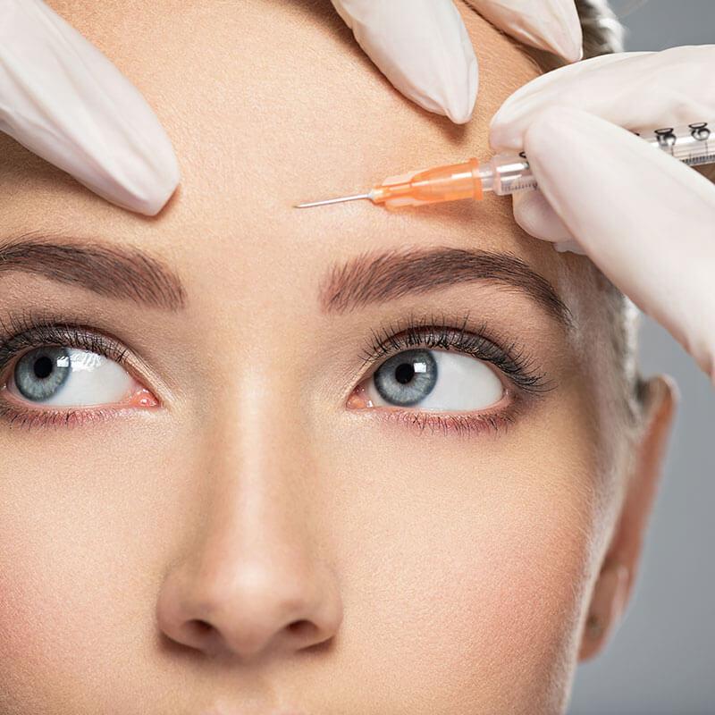 Dermatología Estética - Toxina botulímica